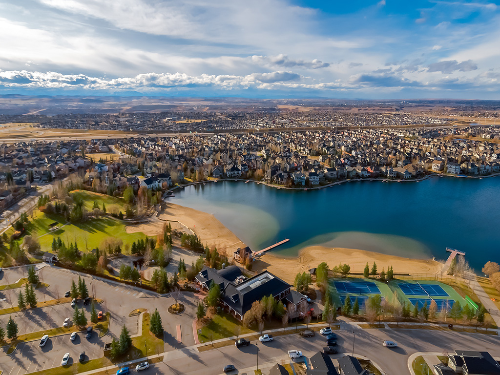 Calgary Lake Communities